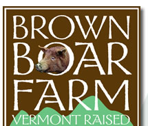 Brown Boar Farm - Vermont Raised Heritage Pork & Beef